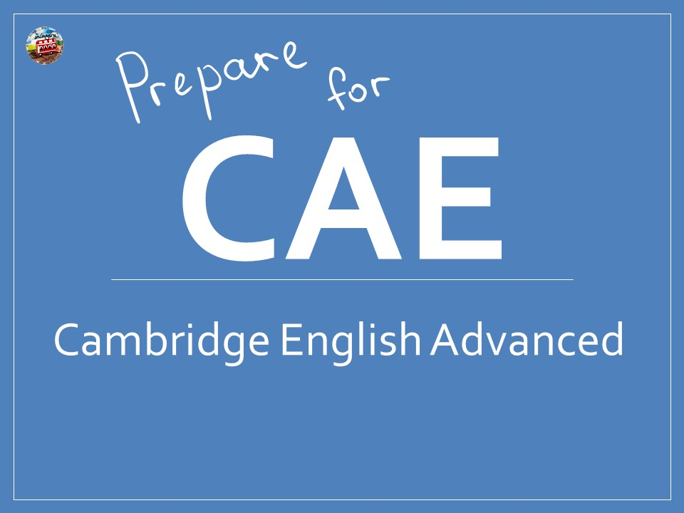 Готовимся к CAE (Cambridge English Advanced)